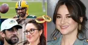 Aaron Rodgers Engaged Shailene Woodley
