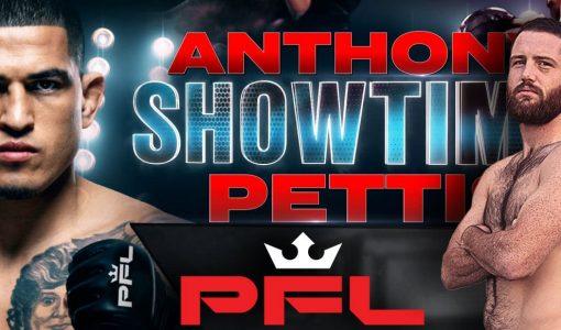 Anthony Pettis PFL Vs Clay Collard