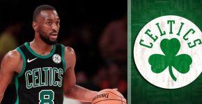 Kemba Walker Celtics Background