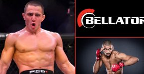 Aaron Pico Bellator Aiden Lee