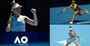 Jennifer Brady Defeats Jessica Pegula Australian Open