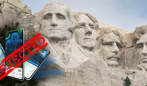 South Dakota Mount Rushmore Rejecting Sports Betting