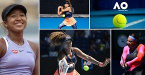 Naomi Osaka Defeats Serena Williams Australian Open