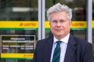 Frank Schwarz, Direktur Pelaksana Sächsische Lotto-GmbH (Foto: Ralf Seegers)