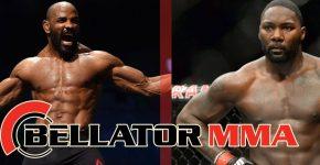 Yoel Romero And Anthony Johnson Bellator MMA
