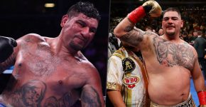 Chris Arreola Vs Andy Ruiz Heavyweights Boxing