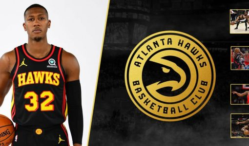 Kris Dunn With Atlanta Hawks Background