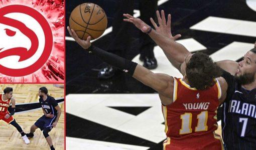 Hawks Vs Magic Trae Young