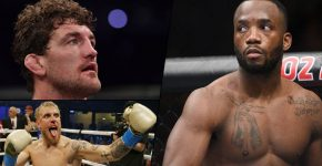 Ben Askren Vs Jake Paul With Leon Edwards