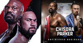 Chisora Vs Parker Boxing Heavyweight