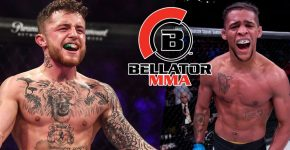 James Gallagher Vs Patchy Mix Bellator