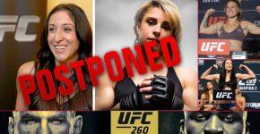 Hannah Goldy Vs Jessica Penne Off UFC 260