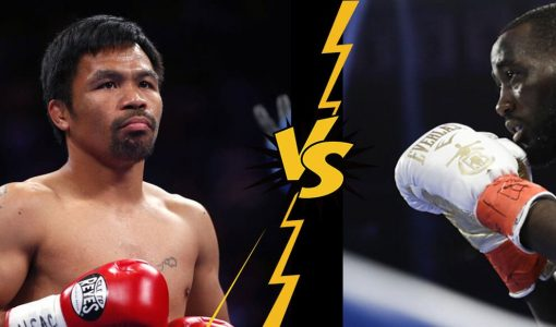 Manny Pacquiao Vs Terence Crawford