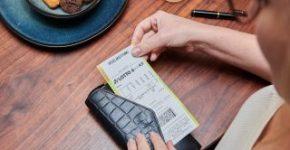Ada baiknya memiliki tanda terima permainan WestLotto di dompet Anda: Multi-jutawan terbaru di LOTTO 6aus49 berasal dari daerah Münsterland.  Taruhan hanya 5,55 euro sudah cukup untuk memenangkan jutaan dan menghasilkan sekitar 11,8 juta euro.  (Foto: Schlag dan Roy GmbH)