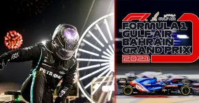 Lewis Hamilton Wins Bahrain Grand Prix
