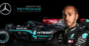 Lewis Hamilton New Mercedes