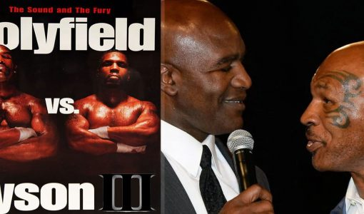 Evander Holyfield- And Mike Tyson Part 3