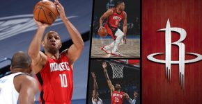 Houston Rockets Eric Gordon 3 Pointers