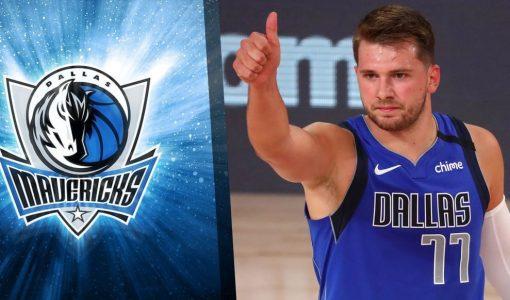 Luka Doncic Mavericks Background