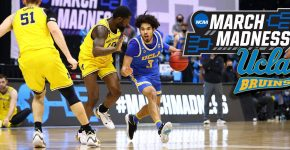 March Madness UCLA Bruins