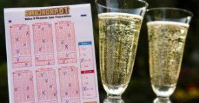 Kemenangan tertinggi kedua dalam sejarah lotere Denmark: Seorang pemain Eurojackpot dari wilayah Selandia menerima lebih dari 49 juta euro.  (Foto: MünsterView.de / Heiner Witte)