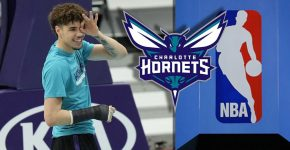 Lamelo Ball Charlotte Hornets Rookie Of Year