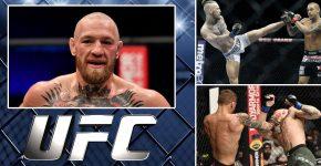 Conor McGregor Trilogy Bout
