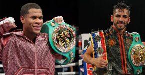 Devin Haney Vs Jorge Linares Boxing