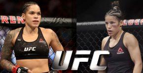 Amanda Nunes Vs Juliana Pena UFC Logo
