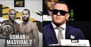 Colby Covington UFC 261 Usman Masvidal 2