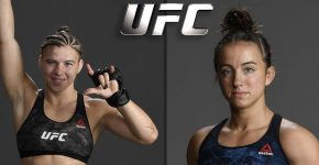 Miranda Maverick Vs Maycee Barber UFC