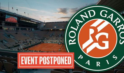 French Open Event Postponed