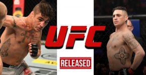 Diego Sanchez Released UFC