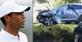 Tiger Woods Car Accident Speed Findings