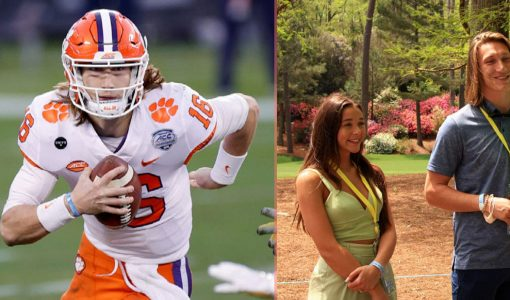 Trevor Lawrence Bail NFL Draft Medical Exam