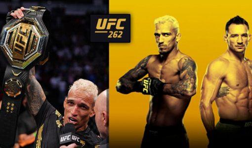 Oliveira Vs Chandler UFC 262