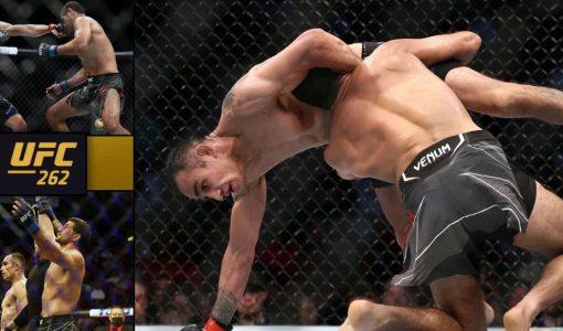 UFC 262 Ferguson Vs Dariush