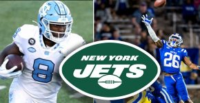 Michael Carters Drafted By Jets