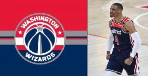 Russel Westbrook Wizards Background