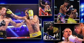 Gervonta Davis And Vasiliy Lomachenko Winning Fights