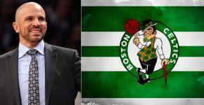Jason Kidd Celtics Background