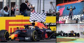 Max Verstappen Beats Hamilton