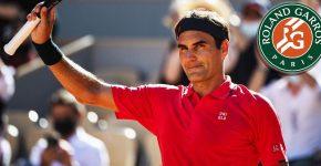 Roger Federer Withdraws Roland Garros Paris