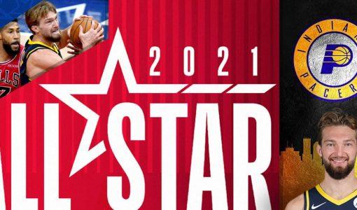 2021 All Star Game Domantas Sabonis Pacers