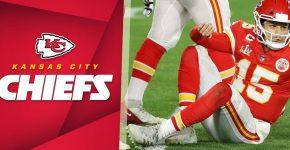 Kansas City Chiefs Mahomes Turf Toe