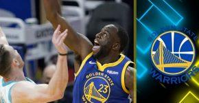 Draymond Green Golden State Warriors Vs Hornets