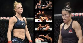 Holly Holm And Julianna Pena
