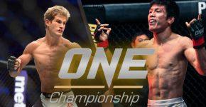 Sage Northcutt Vs Shinya Aoki One Championship