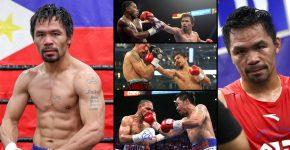 Manny Pacquiao Training Next Fight