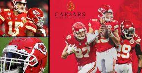 Kansas City Chiefs Caesars Entertainment